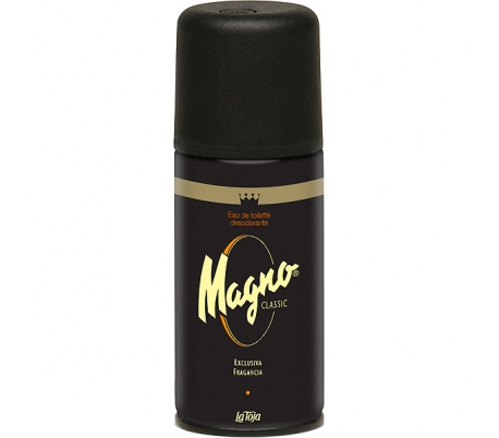 DESODORANTE SPRAY CLASSIC MAGNO 150 ML.