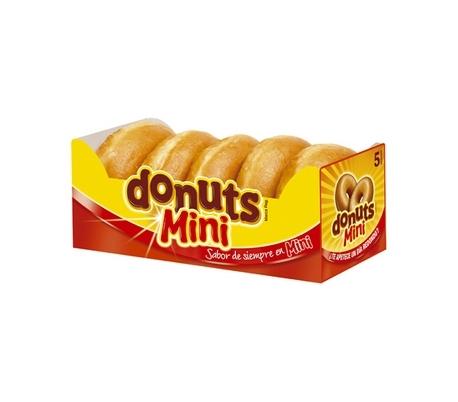 DONUTS MINI GLACE DONUTS PACK 5 UN.