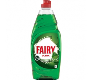 LAVAVAJILLAS CONC.VERDE FAIRY 615 ML.