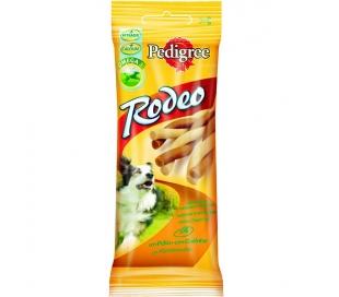 SNACK PERRO TIRAS RODEO PEDIGREE 70 GR.