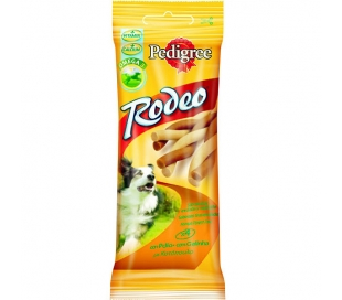 SNACK PERRO TIRAS RODEO PEDIGREE 700 GR.