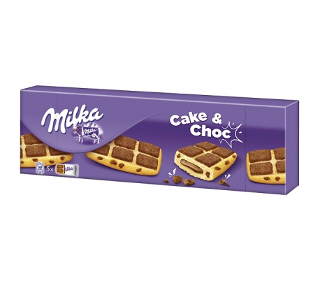 GALLETAS CAKE AND CHOCOLATE MILKA 175 GR.