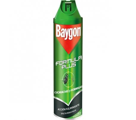 INSECTICIDA MATACUCARACHAS BAYGON 600 CC.