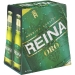 CERVEZA PREMIUM QUALITY REINA ORO PACK 6X250 ML.