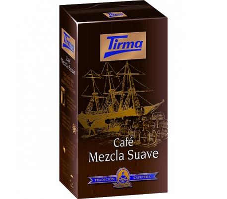 CAFE MOLIDO MEZCLA SUAVE TIRMA 250 GR.