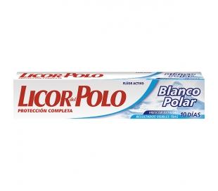 PASTA DENTAL BLANCO POLAR LICOR POLO 75 ML.