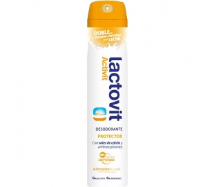 DESODORANTE SPRAY ACTIVIT LACTOVIT 200 ML.