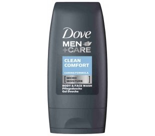 GEL DE BAÑO MEN COMFORT DOVE 400 ML.