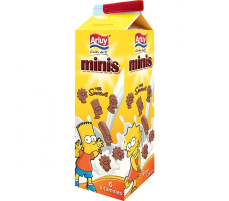 GALLETAS MINIS SIMPSON ARLUY 275 GR.