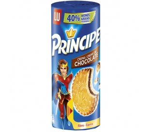 GALLETAS CHOCOLATE PRINCIPE 300 GR.