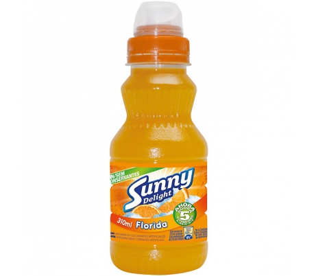 REFRESCO FLORIDA SUNNY DELIGH 310 ML.