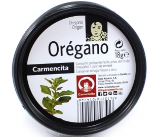 OREGANO CARMENCITA BAND15
