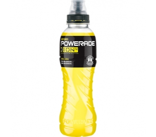 BEBIDA ISOTONICA CITRUS CHARGE POWERADE 500 ML.
