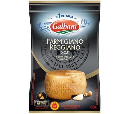 QUESO RALLADO PARMESANO GALBANI 60 GR.