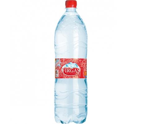 AGUA CON GAS FIRGAS 1,5 L.
