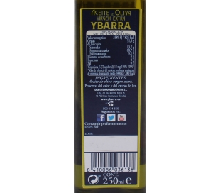ACEITE VIRGEN EXT.MARASCA YBARRA 250 ML.