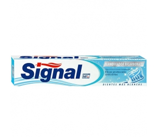 PASTA DENTAL BLANQ-BICARBONATO SIGNAL 75 ML.