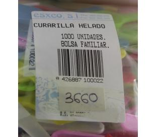 CUCHARILLA HELADO 1000UDS