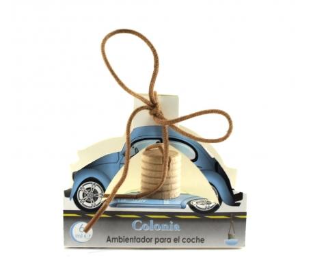 AMBIENTADOR DE COCHE COLONIA CAR 1 UD.