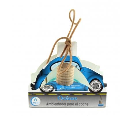 AMBIENTADOR DE COCHE OCEANO CAR 1 UD.