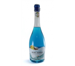 COCTEL VINO BLUE HAWAII VIDA COLORES 75 CL.