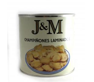 CHAMPIÑONES LAMINADO J&M 1.150 GR.