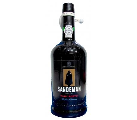 VINO FINO OPORTO FINE RUBI SANDEMAN 75 CL.