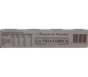 MERMELADAS SURTIDAS VIEJA FCA. PACK 4X28 GR.