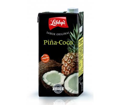 NECTAR PIÑA COCO LIBBYS 1 L.