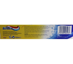 PASTA DENTAL TRIPLE PROCTECCION BINACA 75 ML.