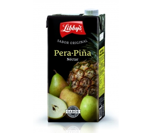 NECTAR PERA PIÑA LIBBYS 1 L.