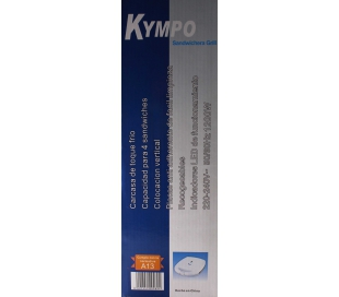 SANDW.GRILL KYMPO TXG020