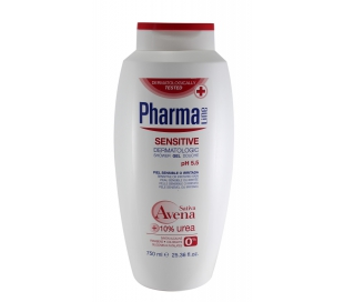 GEL BAÑO SENSITIVE P.IRRITADA PHARMALINE 750 ML.