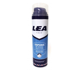 ESPUMA DE AFEITAR SPRAY LEA 250 ML.