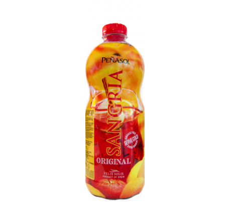 SANGRIA ORIGINAL PET 1,5L
