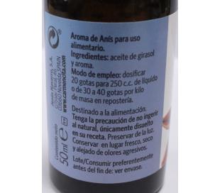 ANIS AROMA CARMENCITA 50 ML.