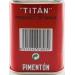 PIMENTON DULCE TITAN 75 GR.