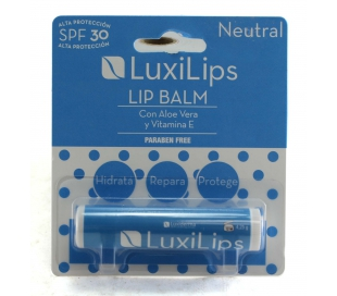 PROTECTOR LABIAL NEUTRAL LUXILIPS 4.5 GR.