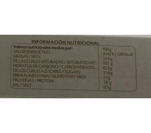 DULCES COQUITOS CHOCOLATE E.MORENO 100 GRS.