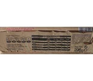 TURRON CHOCOLATE CRUJIENTE TAMARINDO 200 GR.