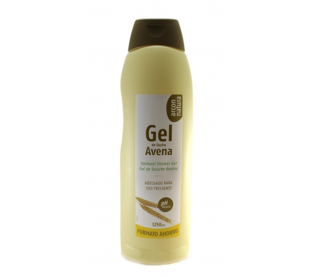 GEL DE BAÑO AVENA ARCON NATURA 1250 ML.