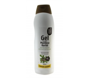GEL DE BAÑO MANTECA KARITE ARCON NATURA 1250 ML.