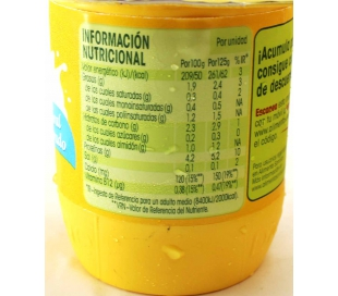 YOGUR SAVIA NATURAL DANONE PACK 4X125 GRS.