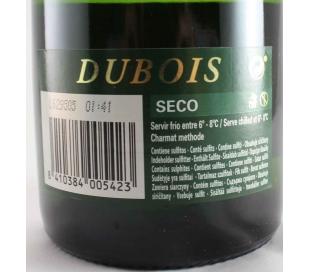 CAVA SECO DUBOIS 75 CL.