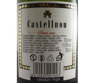 CAVA SEMISECO CASTELLNOU 75 CL.