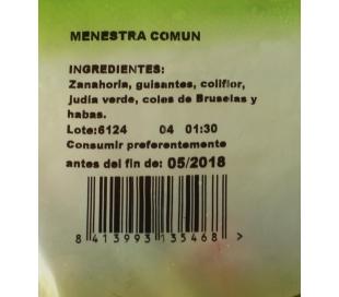 MENESTRA COMUN JV 450 GR.