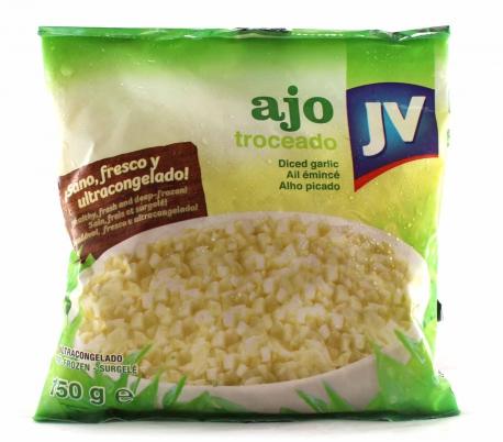 AJO DIENTES DE AJO JV 150 GR.
