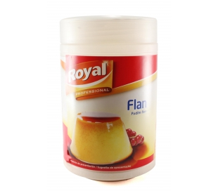 FLAN ROYAL 800 GRS.