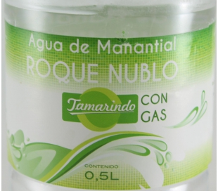 AGUA CON GAS TAMARINDO 500 ML.