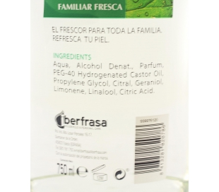 COLONIA FRESCA ARCON NATURA 750 ML.
